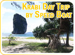Krabi Day Trip by Speed Boat