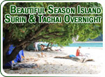 Beautiful Season Island Surin Tachai