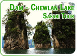 The Dam - Chewlan Lake Safari Tour