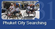 Phuket City Searching