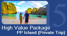 High Value Package PP Island