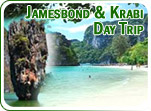 Jamesbond and Krabi Day Trip