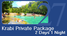 Krabi Private Package