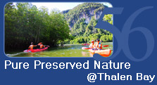 Pure Preserved Nature at Thalen Bay