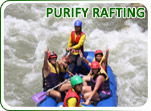 Purify Rafting and Flying Fox and Fruit Market