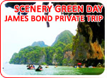 Scenery Green Day James Bond Island