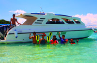 PP Maya Khai Island by Speed Boat